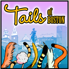 Tails of Boston square logo